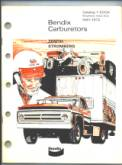 The carburetor shop zenith literature for sale bendix stromberg and zenith carburetors catalog with coverage 1955 to 1970 8 x 11 inches by 42 pages applications index service parts listing ccuart Image collections