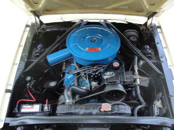 the carburetor shop    1966 mustang