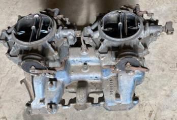 THE CARBURETOR SHOP / Multiple carburetion setups for sale