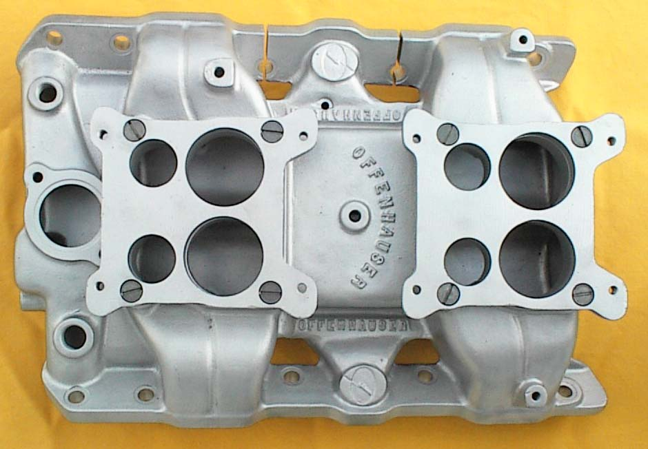 The Carburetor Shop Multiple Manifolds For Pontiac