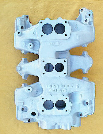 THE CARBURETOR SHOP / Multiple manifolds for Pontiac